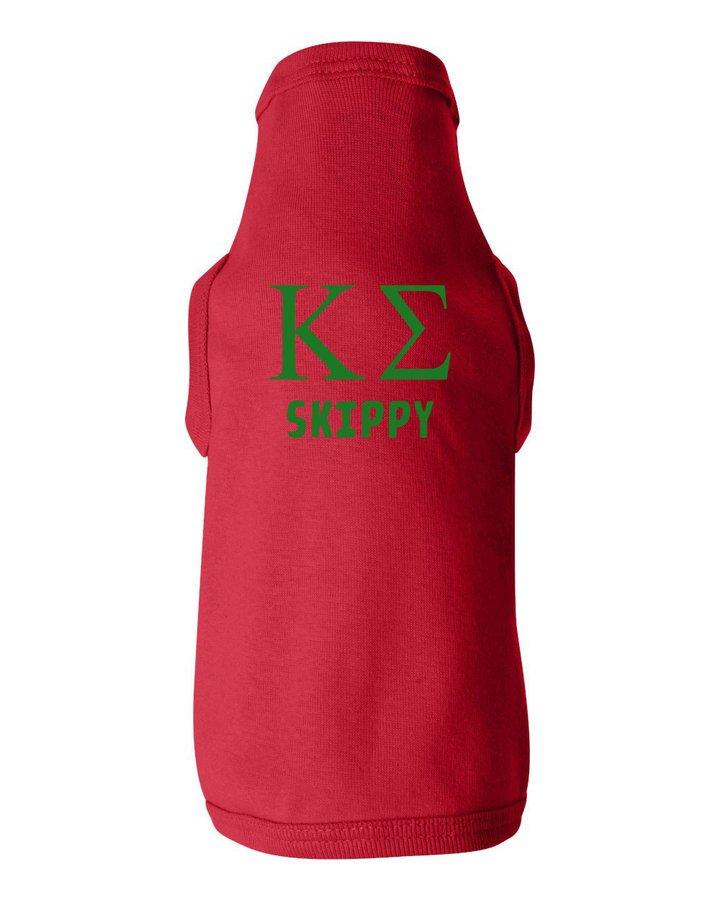 Kappa Sigma Doggie Tank - Tee