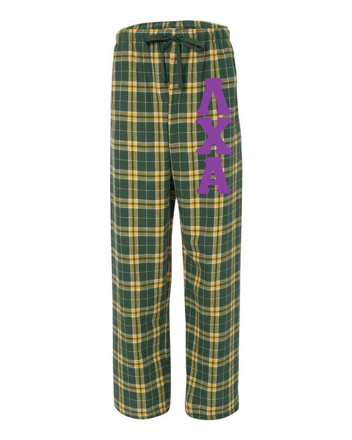Lambda Chi Alpha Pajamas Flannel Pant