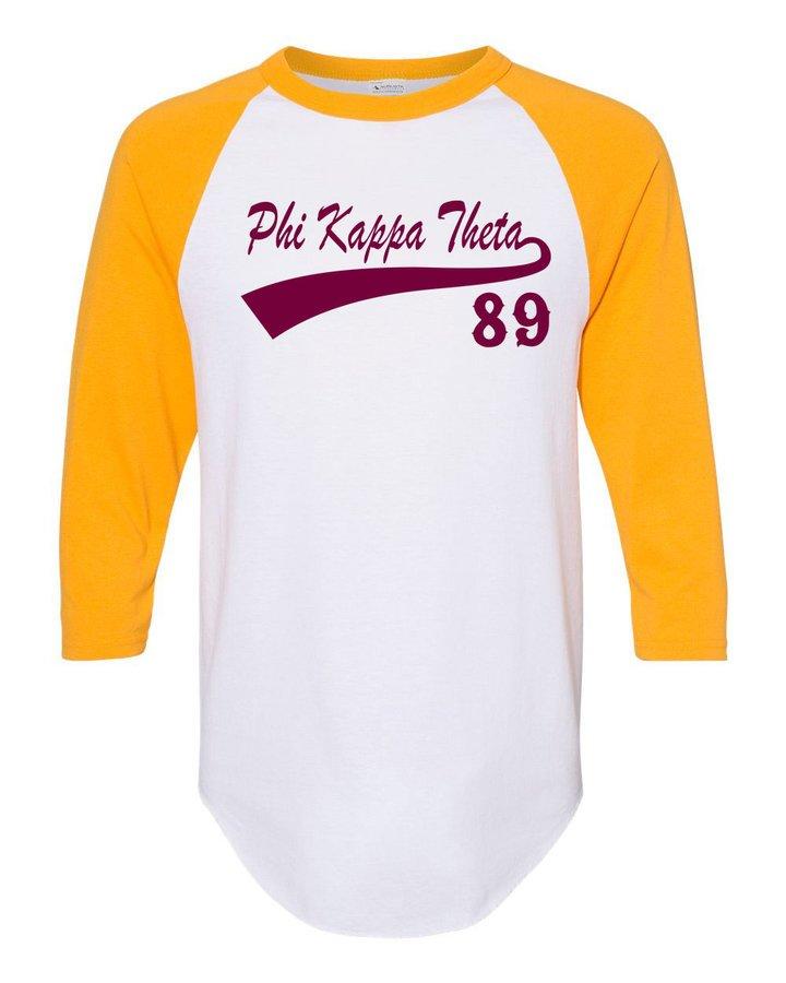 Phi Kappa Theta Tail Year Raglan
