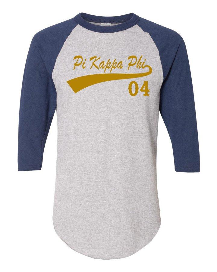 Pi Kappa Phi Tail Year Raglan