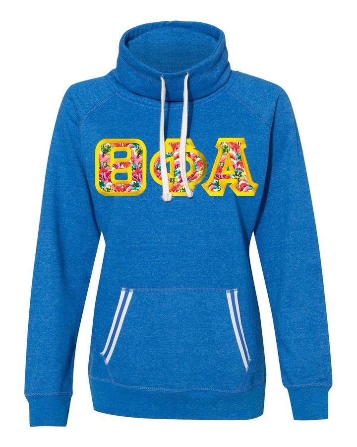 Theta Phi Alpha J. America Relay Hooded Sweatshirt