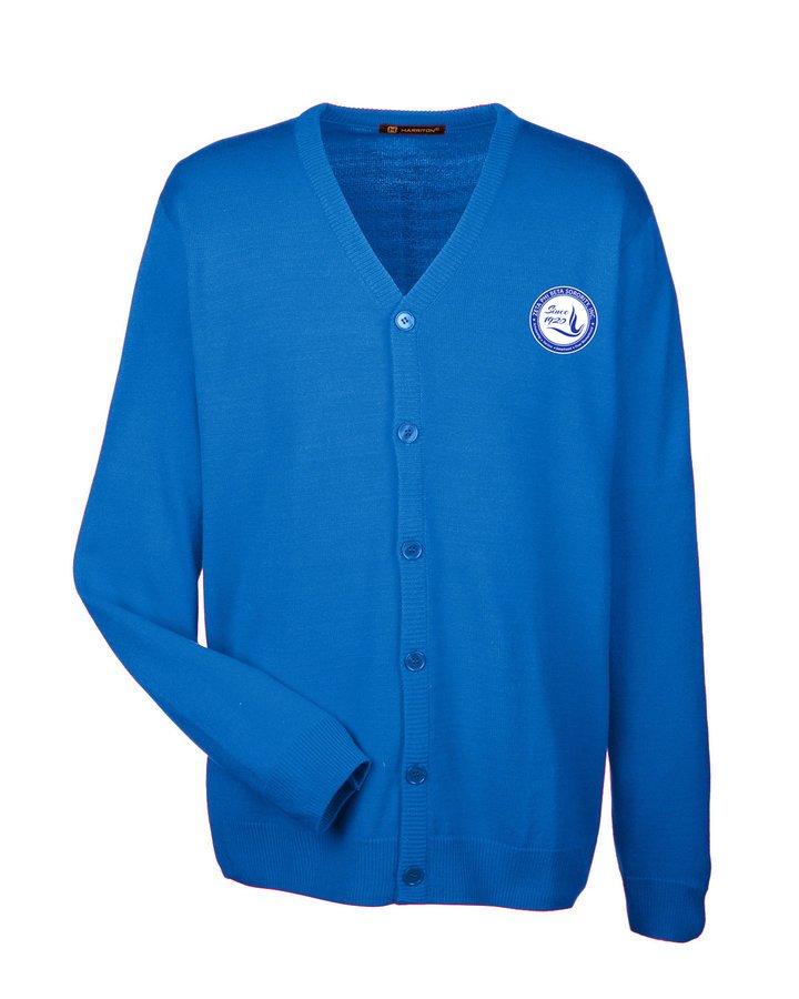 Zeta Phi Beta Since 1920 Letterman Cardigan Sweater