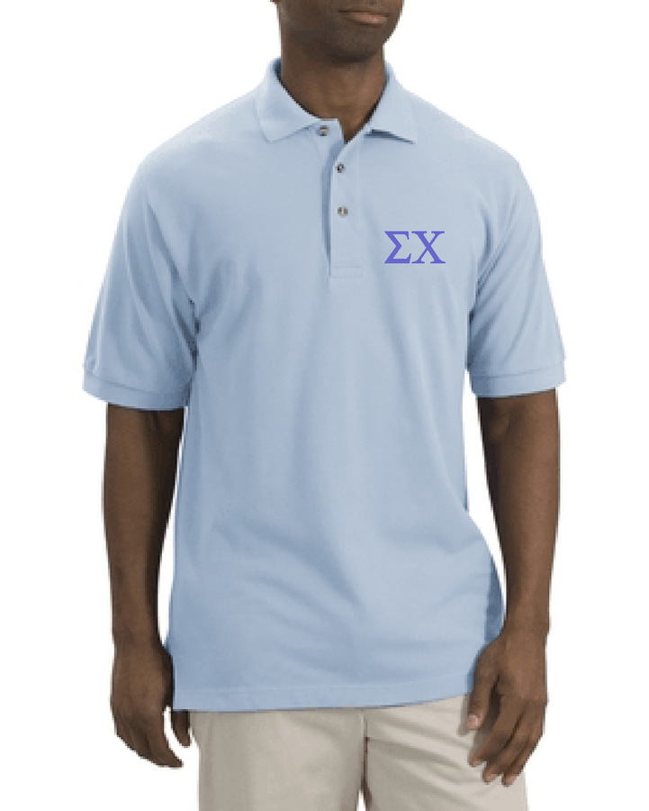 Fraternity / Sorority Short Sleeve Polo