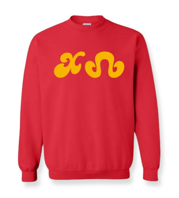 Banana Greek Crewneck