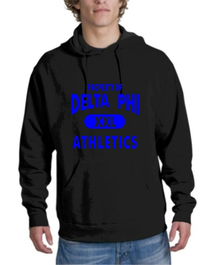 Delta Phi Athletics Hoodie