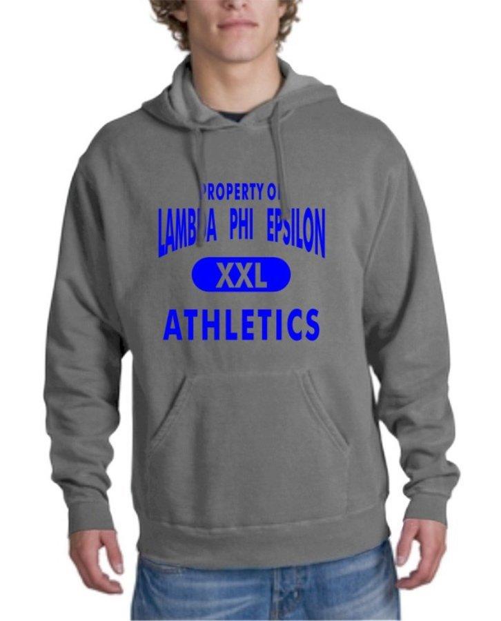 Lambda Phi Epsilon Athletics Hoodie