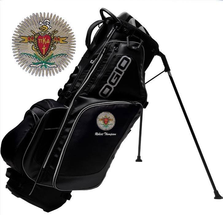Pi Kappa Alpha Golf Bags