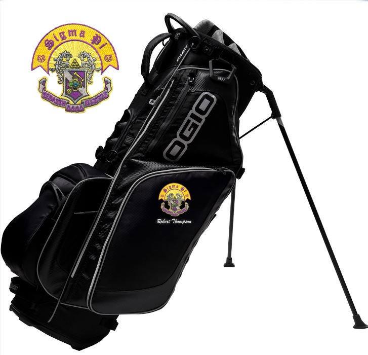Sigma Pi Golf Bags