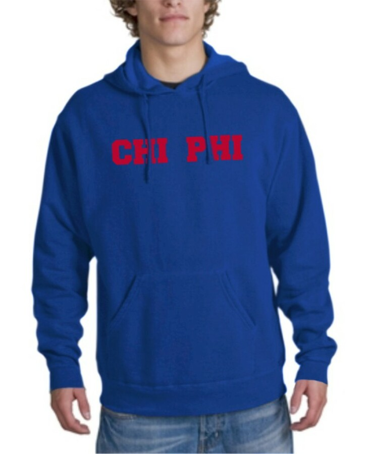 Chi Phi college Hoodie