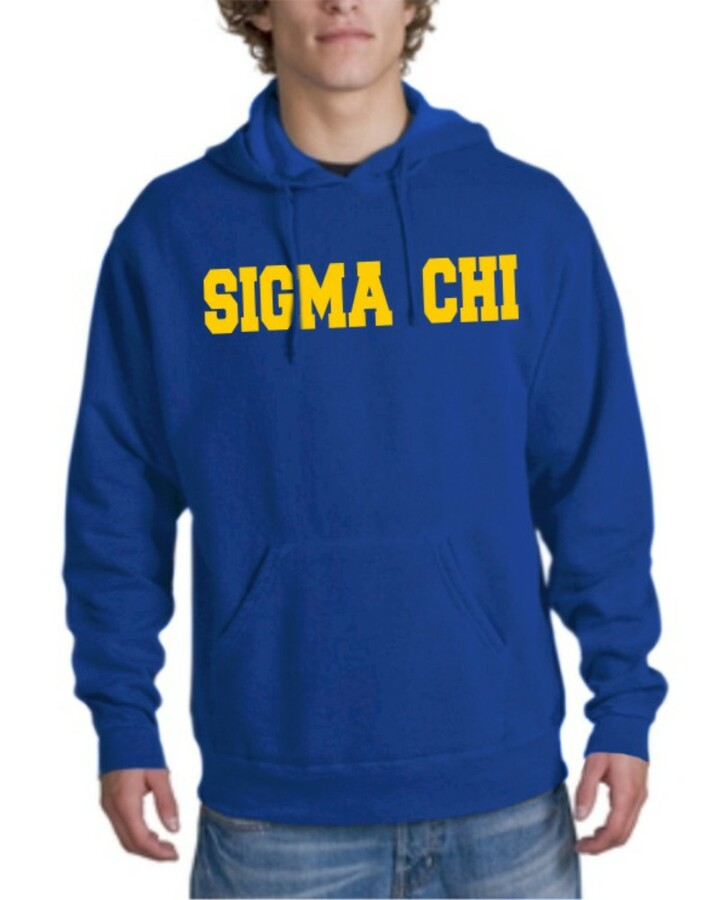 Sigma Chi college Hoodie