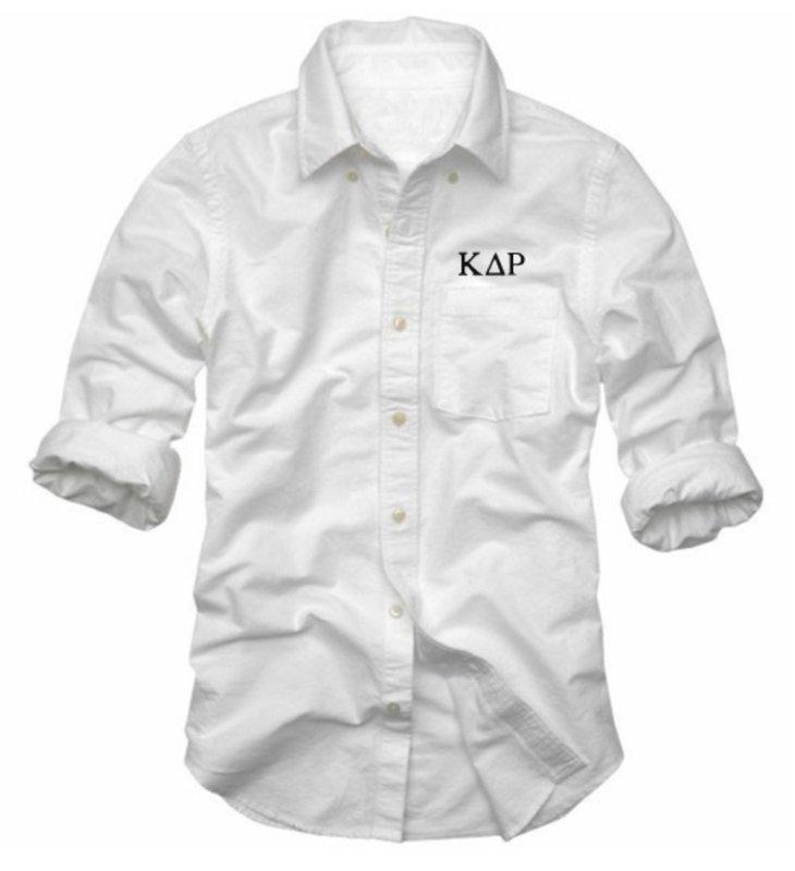 Kappa Delta Rho Classic Oxford