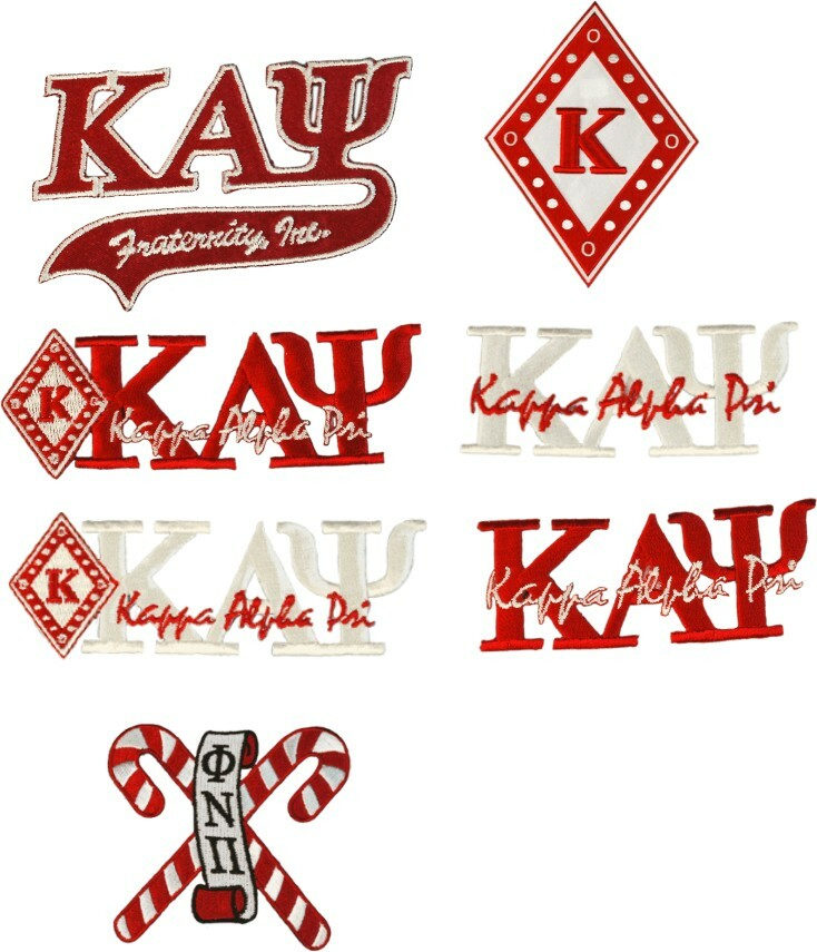 Kappa Alpha Psi Diamond Jacket