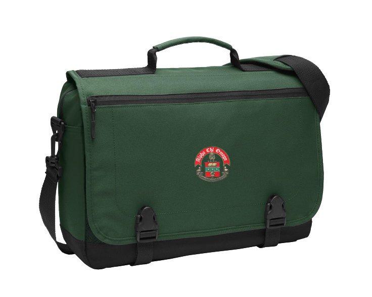 DISCOUNT-Alpha Chi Omega Emblem Briefcase