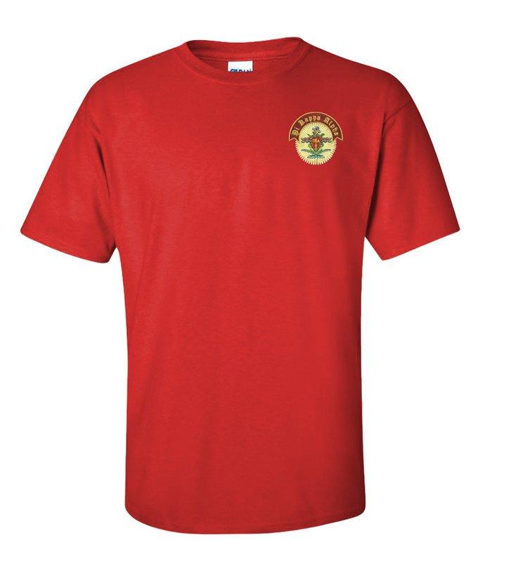 DISCOUNT-Pi Kappa Alpha Crest - Shield Shirt