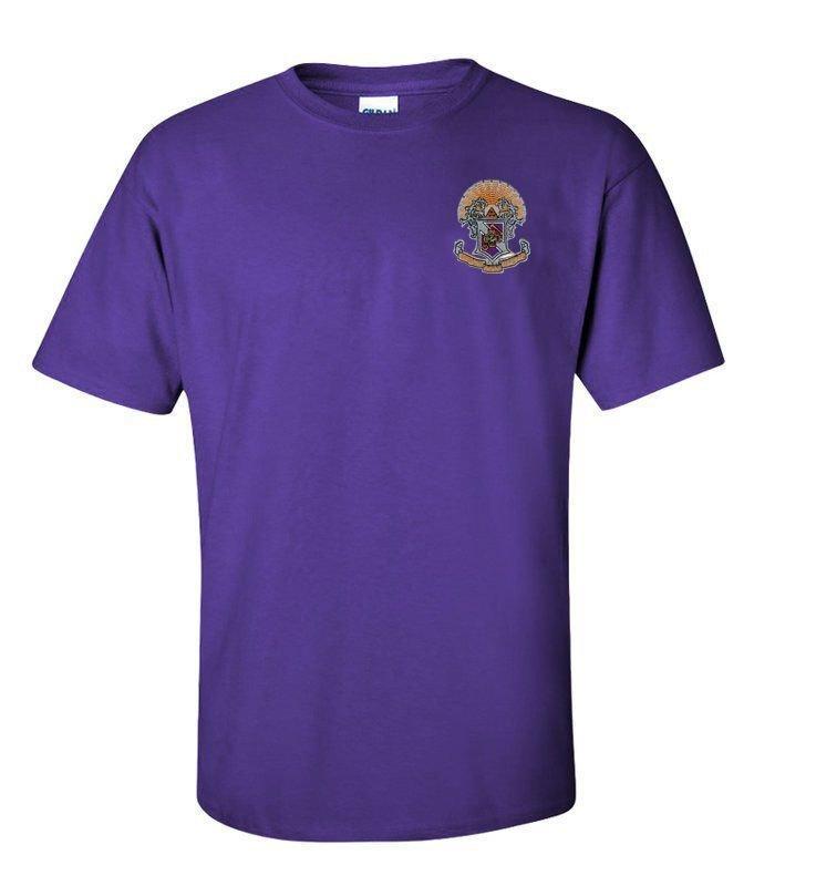 DISCOUNT-Sigma Pi Crest - Shield Shirt