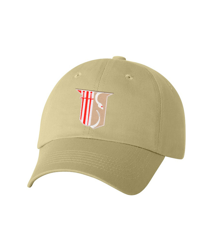 DISCOUNT-Theta Chi Crest - Shield Hat