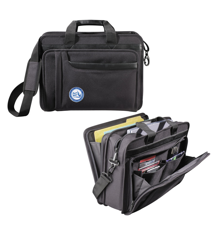 DISCOUNT-Zeta Phi Beta Since 1920 Briefcase Attache