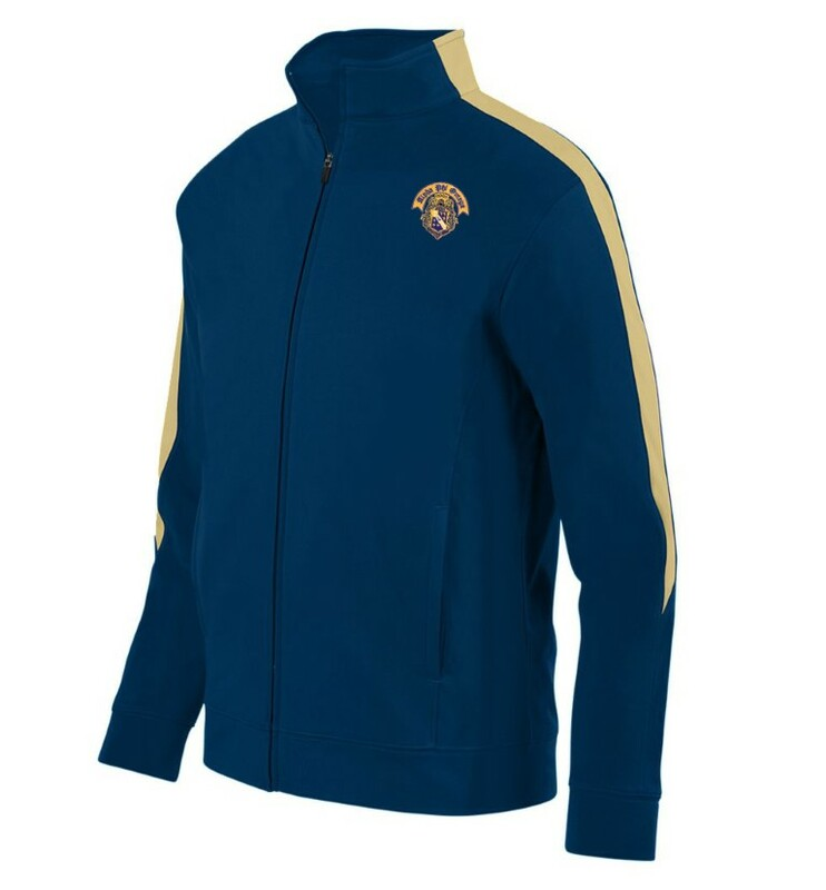 Greek Crest Track Jacket