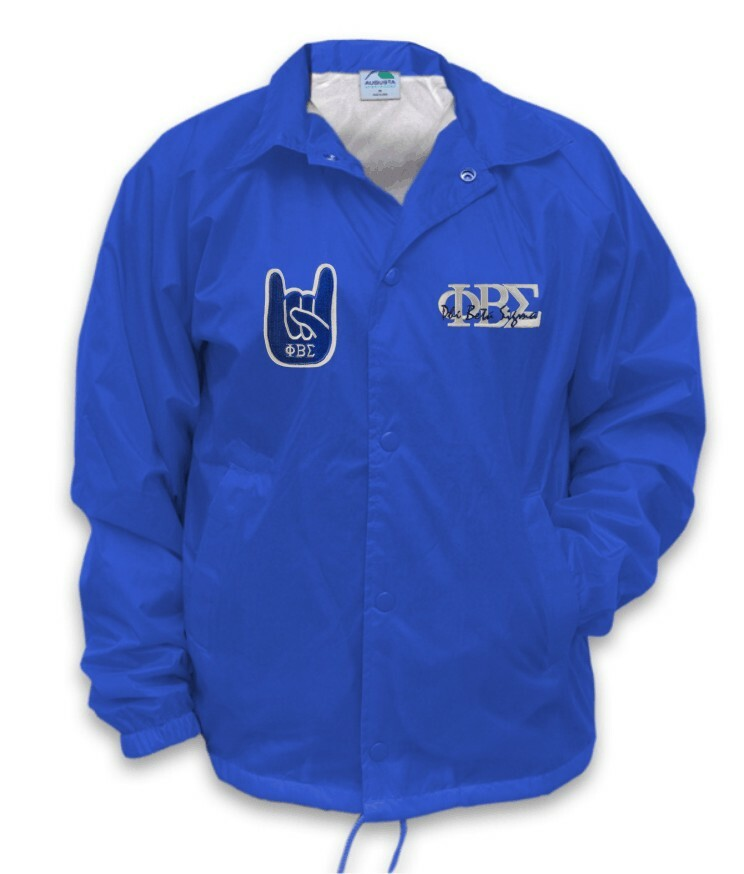 Phi Beta Sigma Dove Jacket