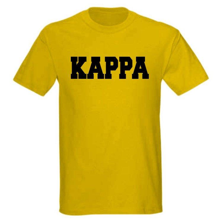 Greek College T-shirt
