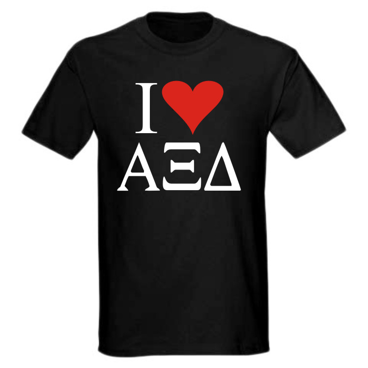 I Love SororityT-Shirt