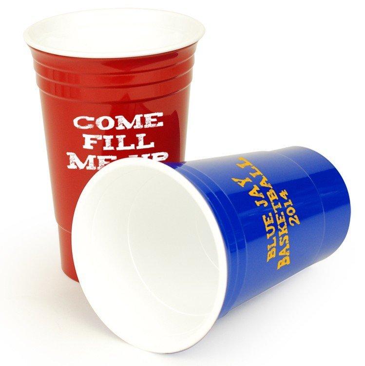 16 oz.Custom Printed Big Party Cup