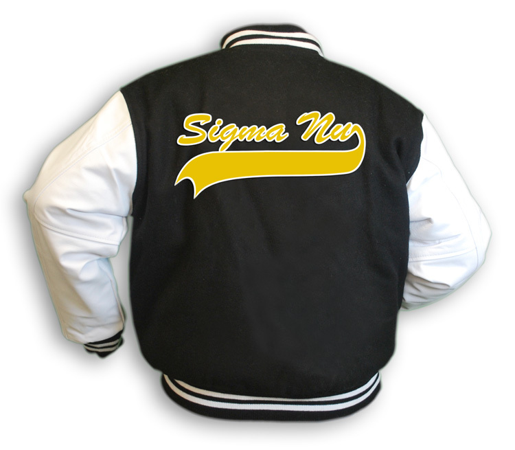 87578eeb Greek Letterman Jacket - SALE $249.00 - Greek Gear