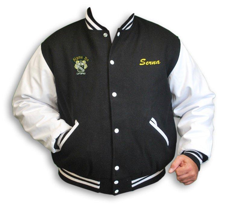 Greek Letterman Jacket