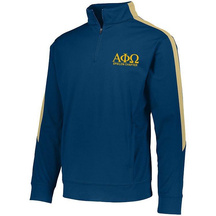 Alpha Phi Omega- $39.99 World Famous Greek Medalist Pullover