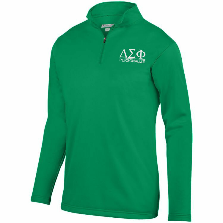 Delta Sigma Phi- $39.99 World Famous Wicking Fleece Pullover