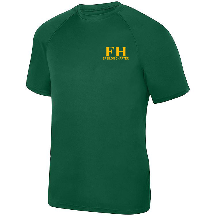 FarmHouse Fraternity- $19.95 World Famous Dry Fit Wicking Tee