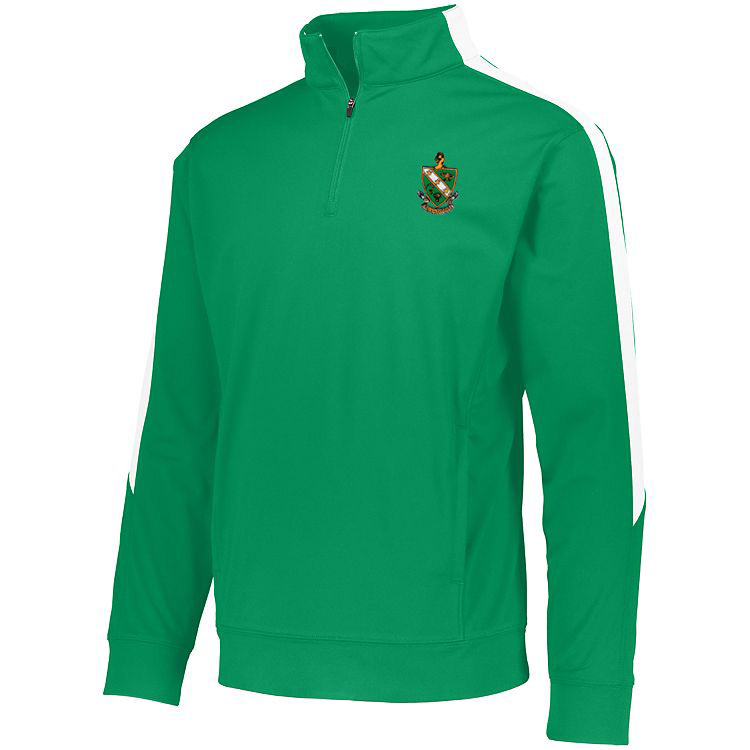 DISCOUNT-FarmHouse Fraternity-  World Famous Greek Crest - Shield Medalist Pullover