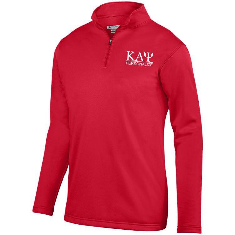 Kappa Alpha Psi- $39.99 World Famous Wicking Fleece Pullover