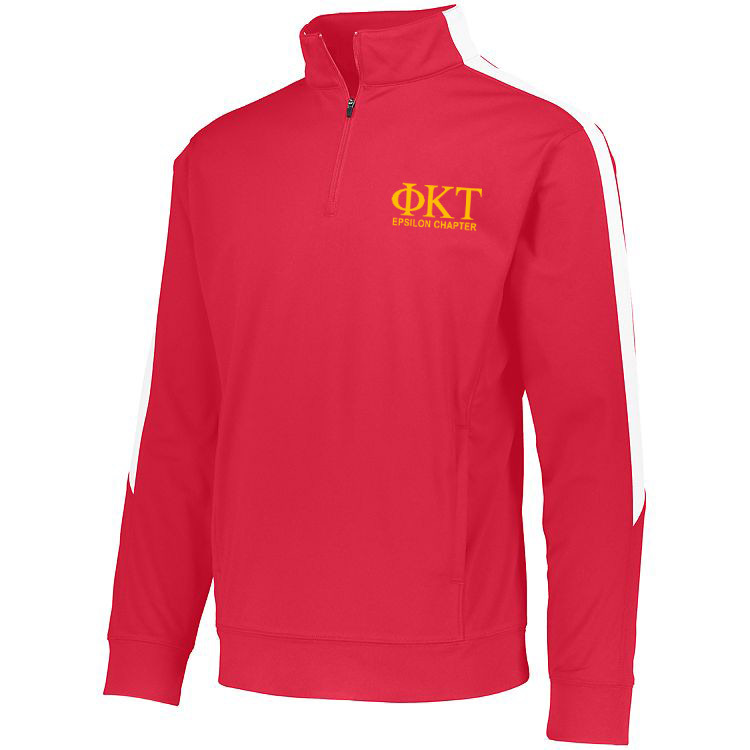 Phi Kappa Tau- $39.99 World Famous Greek Medalist Pullover