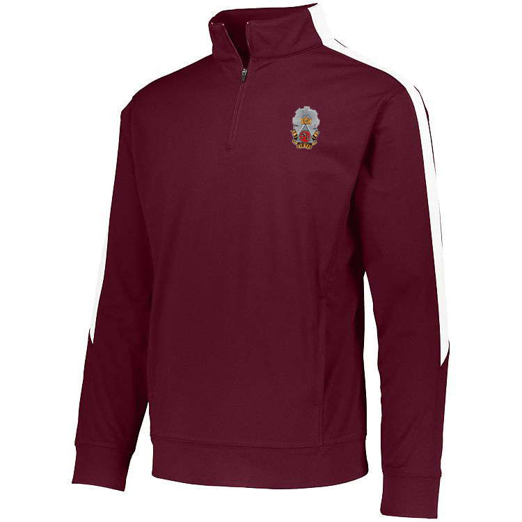 DISCOUNT-Phi Sigma Kappa-  World Famous Greek Crest - Shield Medalist Pullover
