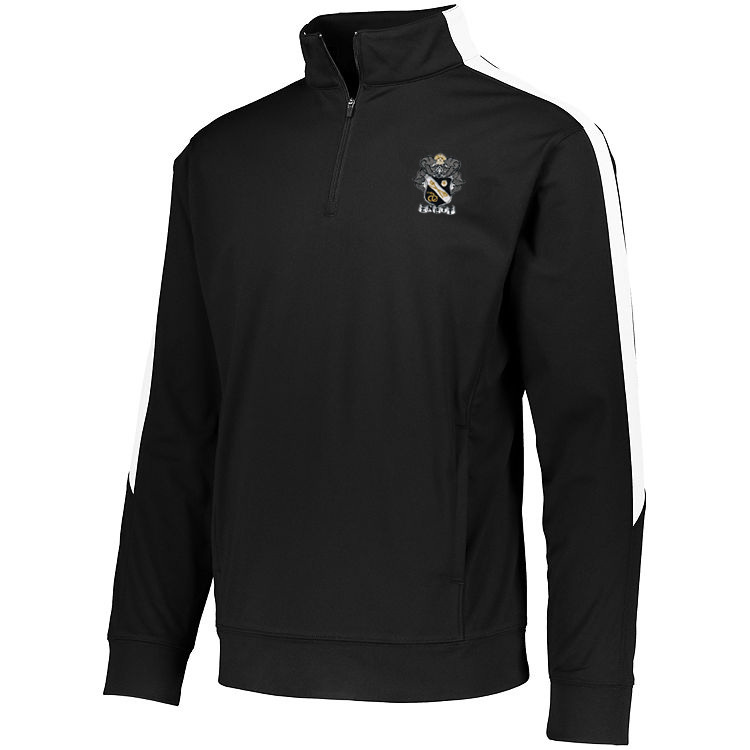 DISCOUNT-Sigma Nu-  World Famous Greek Crest - Shield Medalist Pullover