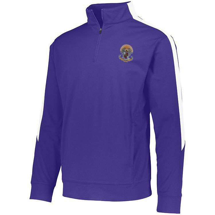 DISCOUNT-Sigma Pi-  World Famous Greek Crest - Shield Medalist Pullover
