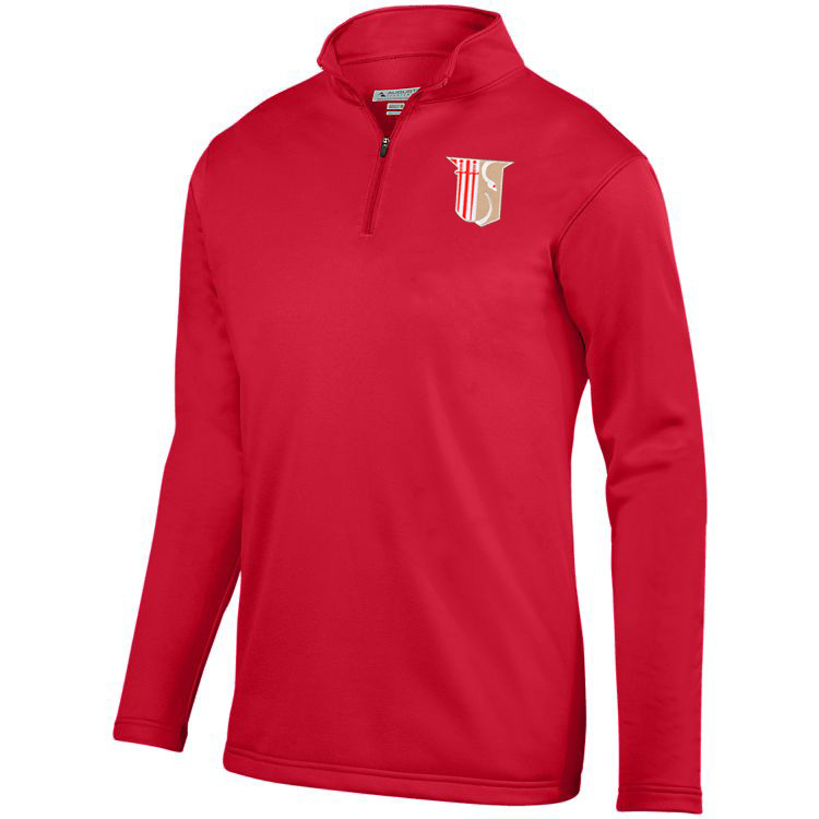 DISCOUNT-Theta Chi-  World famous-Crest - Shield Wicking Fleece Pullover