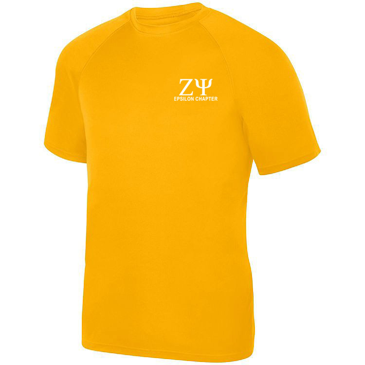 Zeta Psi- $19.95 World Famous Dry Fit Wicking Tee