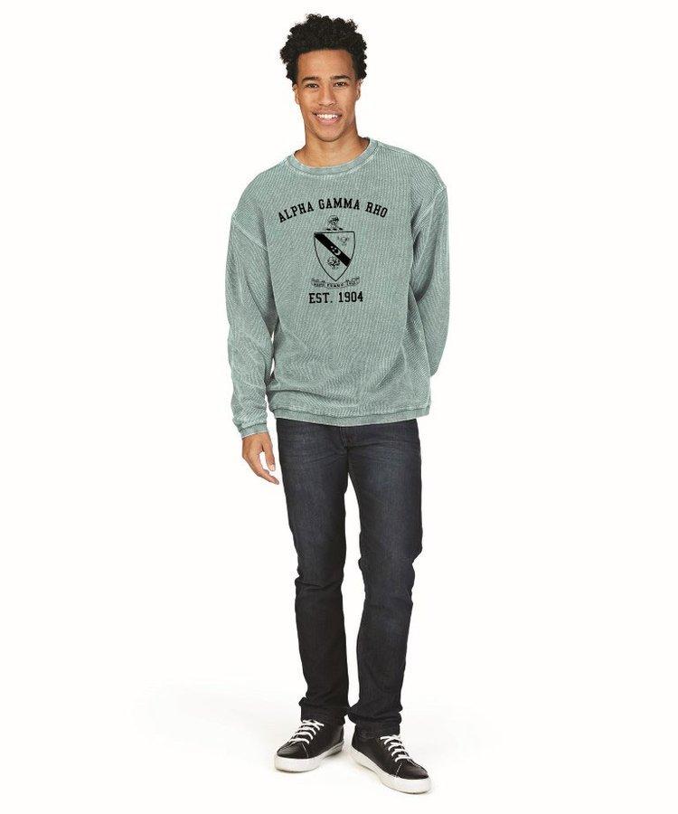 Fraternity Camden Crew Neck Sweatshirt