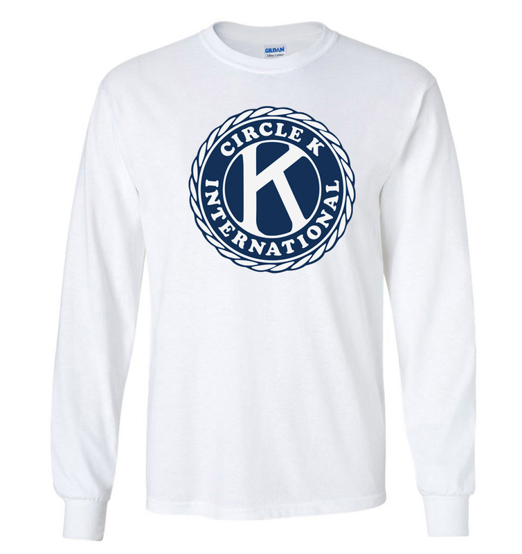 Circle K World Famous Long Sleeve T-Shirt- $19.95!