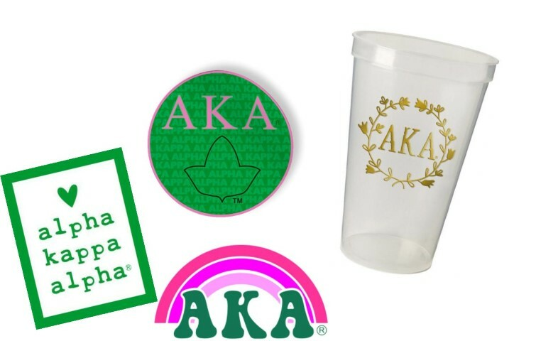 Alpha Kappa Alpha Sorority Large Pack $15.00