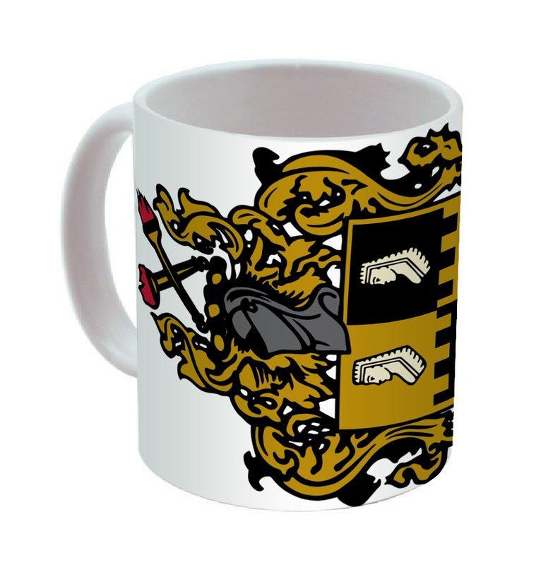 Alpha Phi Alpha Mega Crest - Shield Coffee Mug