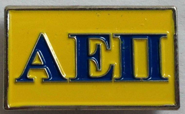 Alpha Epsilon Pi Lapel Pin