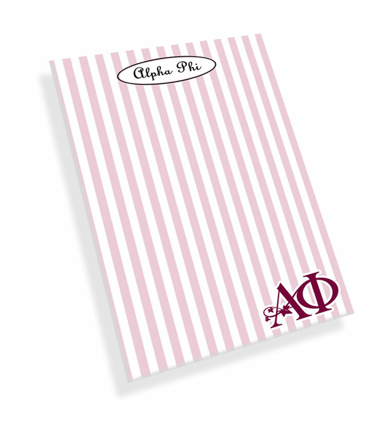 Sorority Mascot Pad