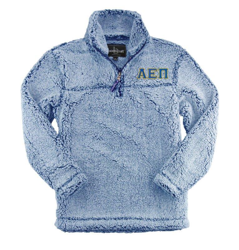 Alpha Epsilon Pi Sherpa Pullover