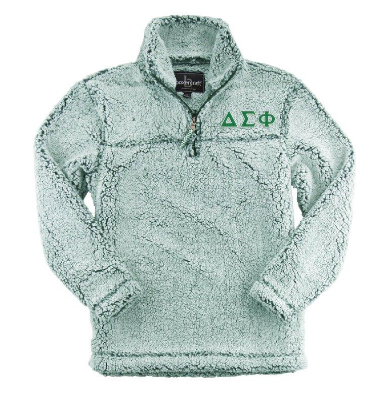Delta Sigma Phi Sherpa Pullover