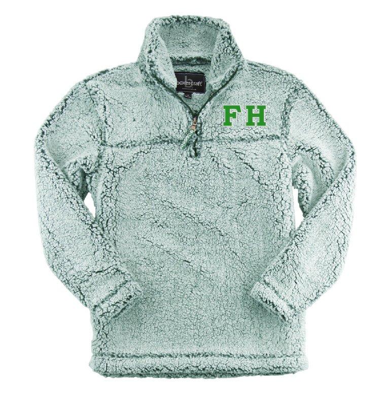 FarmHouse Fraternity Sherpa Pullover