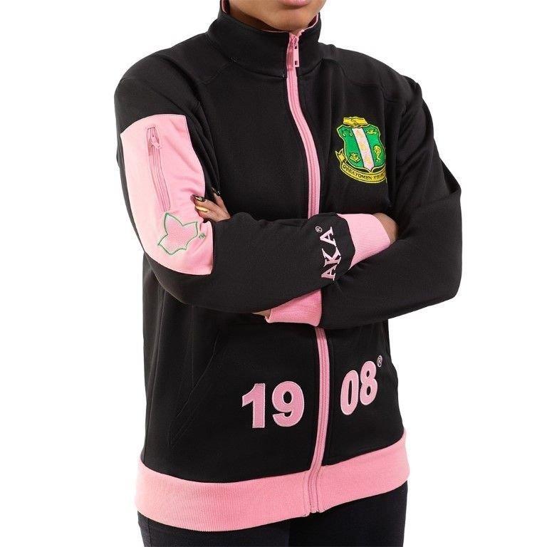 Alpha Kappa Alpha Elite Track Jacket