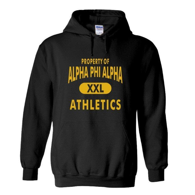 Alpha Phi Alpha Athletics  Hooded Sweatshirts